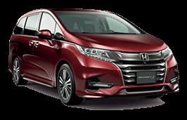 Honda Odyssey J Restyling MPV