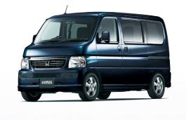 Honda Vamos wheels and tires specs icon