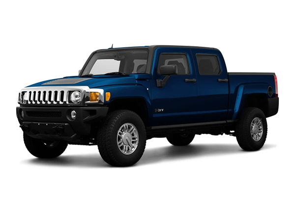 Hummer H3T I Pickup Double Cab
