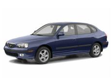 Hyundai Avante XD Hatchback