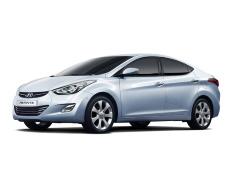 Hyundai Avante MD Saloon
