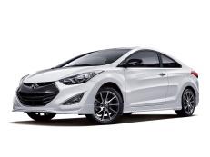Hyundai Avante MD/JK Facelift Coupe