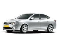 Hyundai Elantra Yuedong HD Saloon