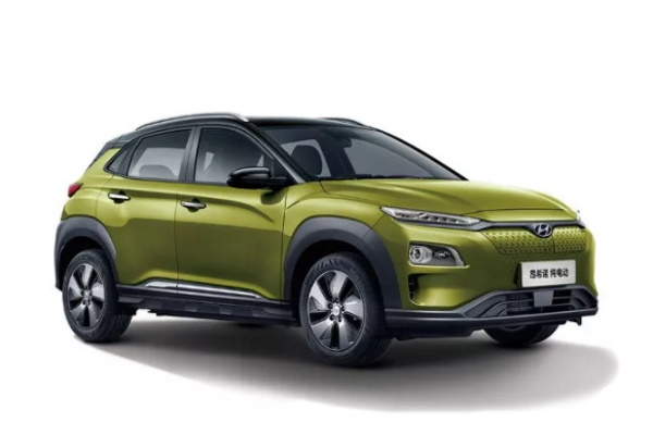 Hyundai Encino OS SUV