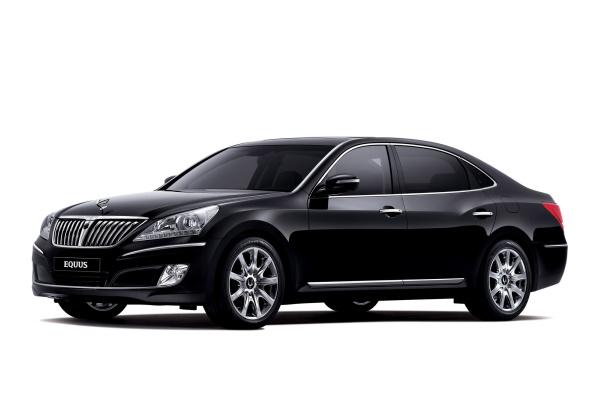 Hyundai Equus wheels and tires specs icon