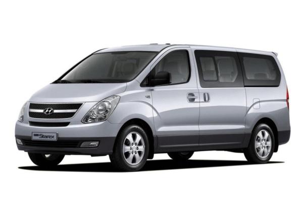 Hyundai Grand Starex wheels and tires specs icon