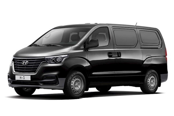 Hyundai H-1 TQ Facelift MPV