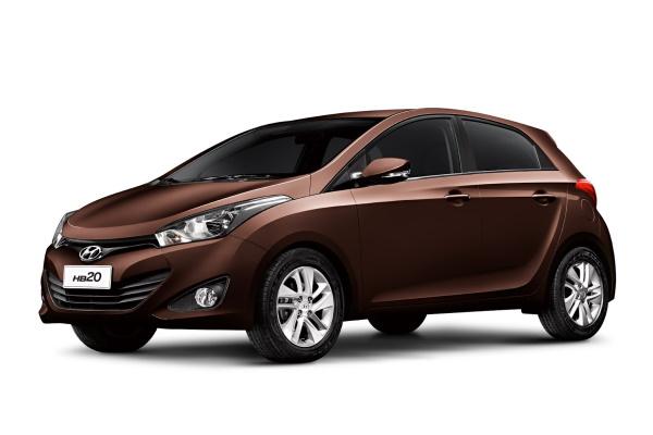 Hyundai HB20 PB I Hatchback