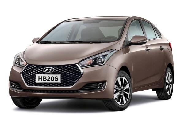 Hyundai HB20S PB I Facelift Saloon