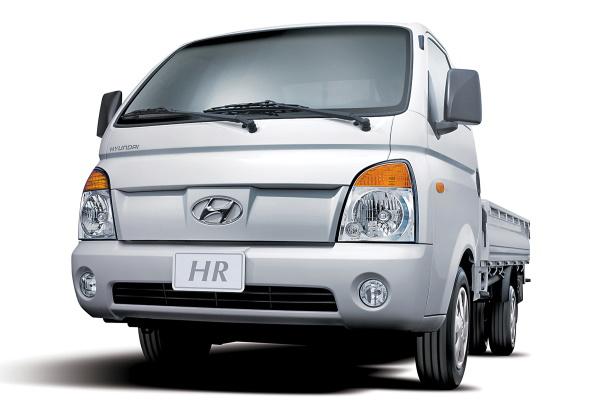 Hyundai HR wheels and tires specs icon