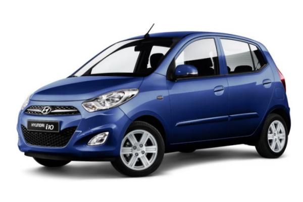 Hyundai i10 PA Facelift Hatchback