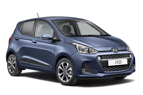 Hyundai i10 IA Facelift Hatchback