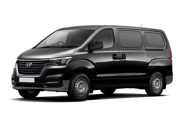 Hyundai iLoad TQ Facelift Box