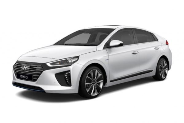 Hyundai Ioniq wheels and tires specs icon
