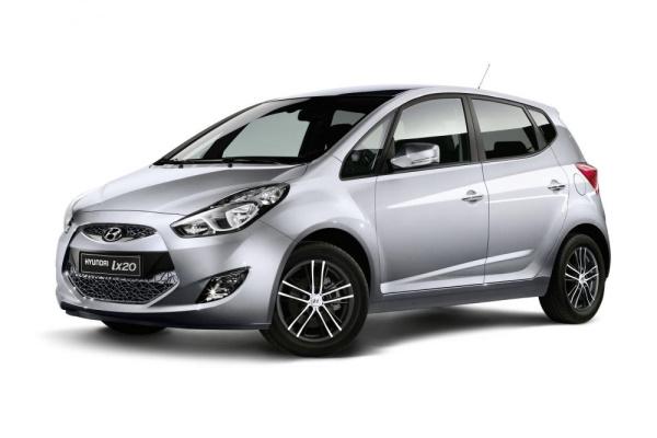 Hyundai ix20 JC Hatchback