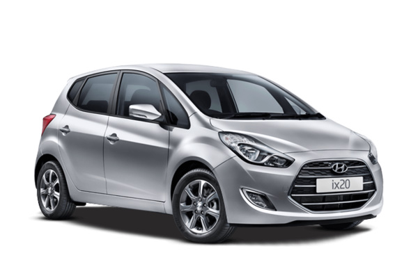 Hyundai ix20 wheels and tires specs icon
