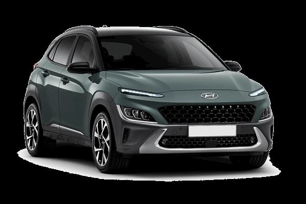 Hyundai Kona OS facelift SUV