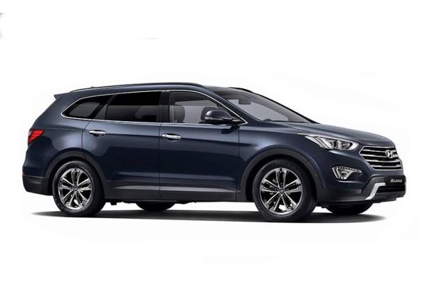 Hyundai Maxcruz DM SUV