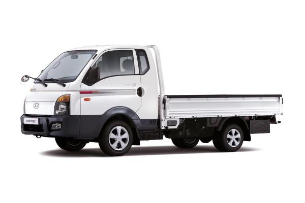 Hyundai Porter IV (HR) Truck