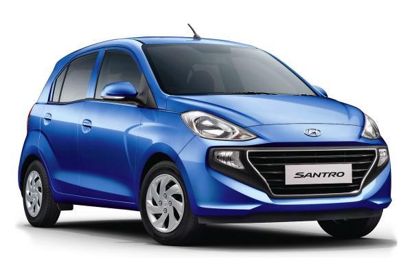 Hyundai Santro AH2 Hatchback