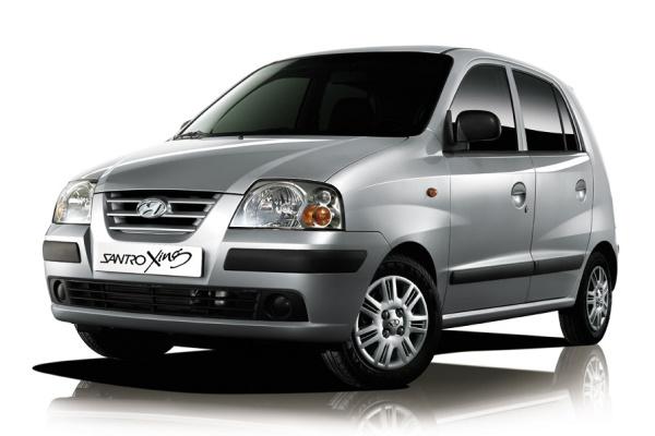 Hyundai Santro Xing MX Hatchback