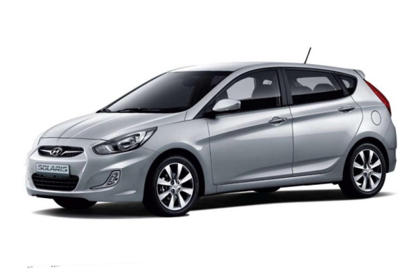 Hyundai Solaris RBr Hatchback