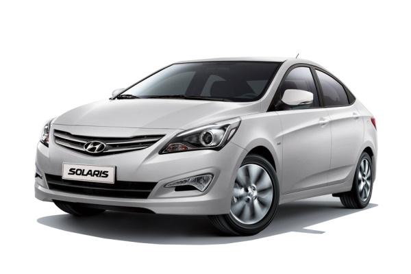 Hyundai Solaris RBr Facelift Saloon