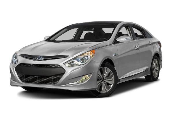 Hyundai Sonata Hybrid YF Saloon