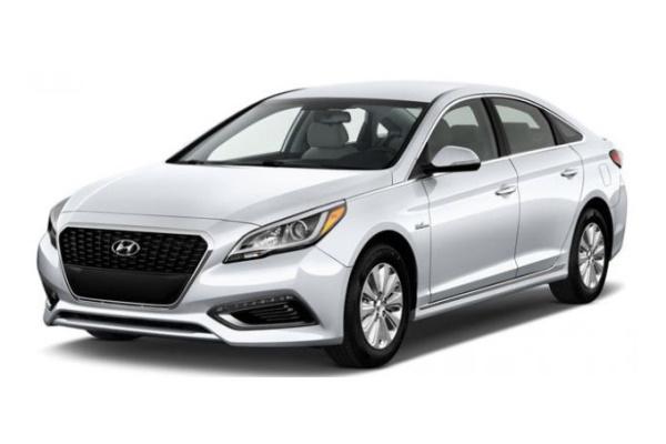 Hyundai Sonata Hybrid LF Saloon