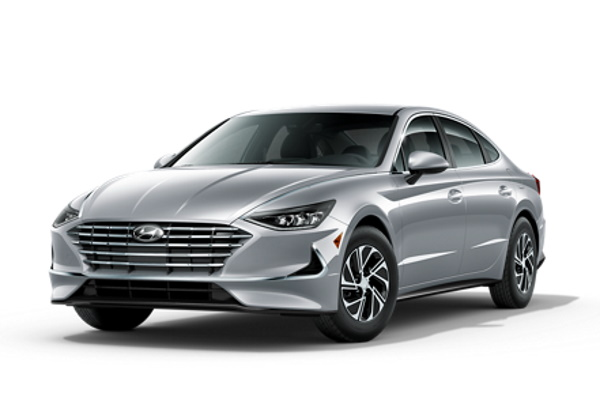 Hyundai Sonata Hybrid DN8 Saloon