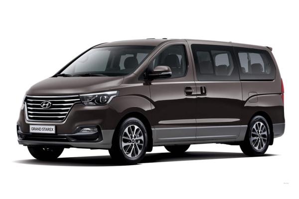 Hyundai Starex TQ Facelift MPV
