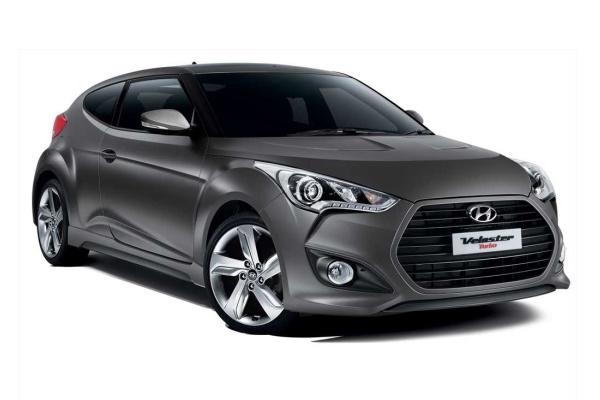 Hyundai Veloster FS Turbo