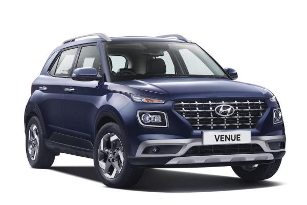 Hyundai Venue QX1 SUV