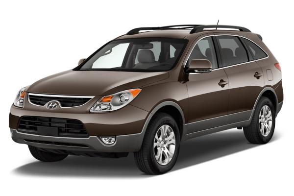 Hyundai Veracruz wheels and tires specs icon