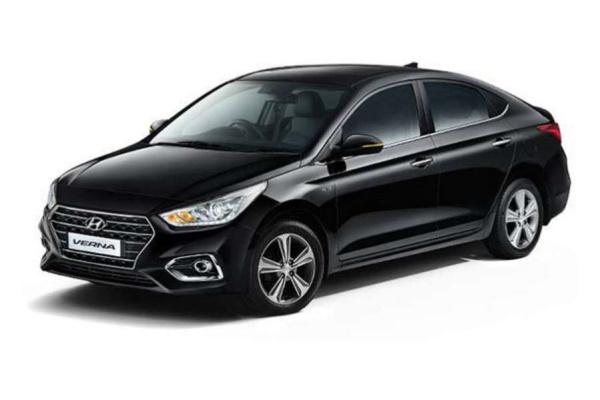 Hyundai Verna HC Saloon