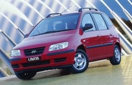 Hyundai Elantra LaVita FC MPV