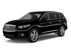 Infiniti JX35 wheels and tires specs icon