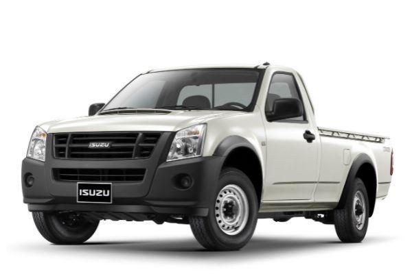 Isuzu D-MAX I (RA/RC) Pickup Single Cab