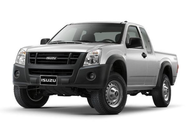 Isuzu D-MAX I (RA/RC) Pickup Extended Cab