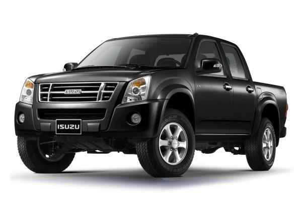 Isuzu D-MAX I (RA/RC) Pickup Double Cab