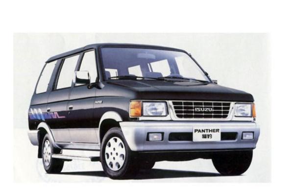 五十铃汽车 Panther TBR52, TBR54 SUV