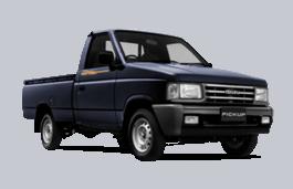Isuzu Pickup wheels and tires specs icon