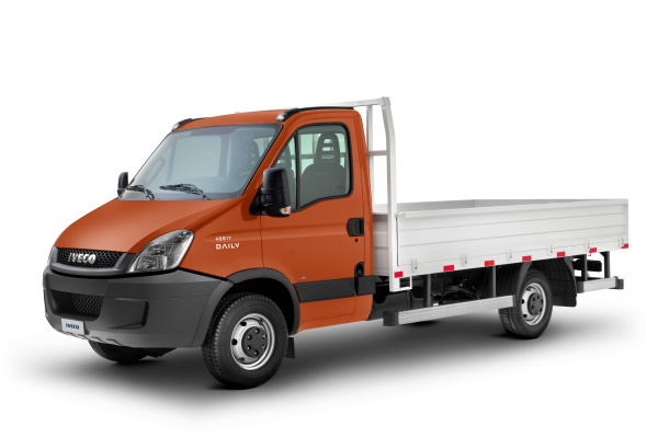 Iveco Daily IV Chassis cab