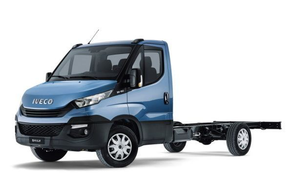 Iveco Daily VI Chassis cab