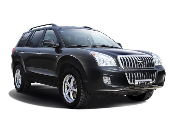 JAC Rein Facelift SUV