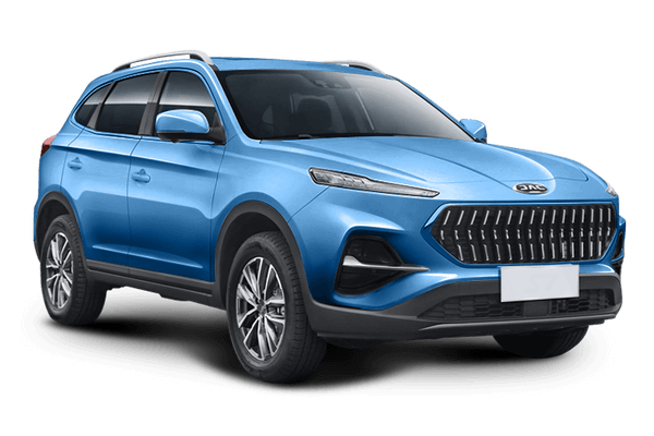 JAC S7 Restyling SUV