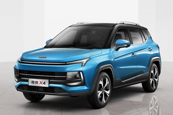 江淮 嘉悦X4 SUV
