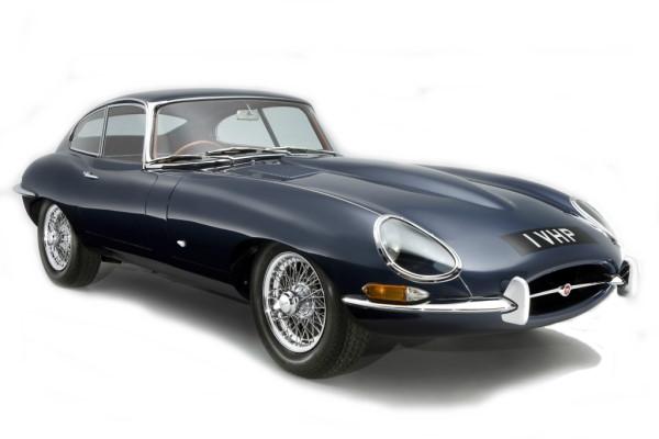 Jaguar E-Type Series 1 Coupe