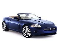 Jaguar XK X100 Convertible