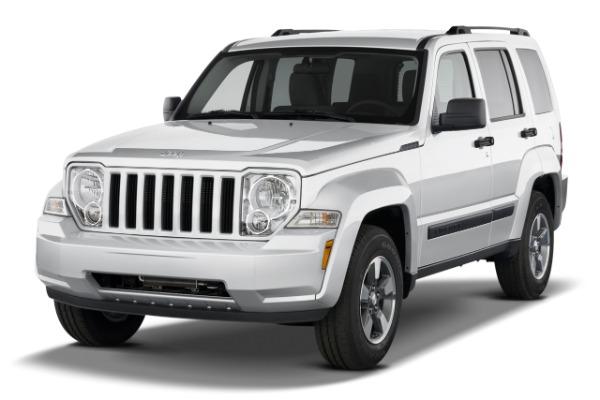 Jeep Cherokee IV (KK) SUV